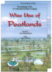 Proceedings of the 12th International Peat Congress